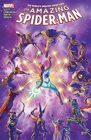Amazing Spider-Man (2015-2018) #11 by Dan Slott, Alex Ross, Giuseppe Camuncoli