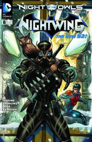 Nightwing #8 by Kyle Higgins, Eddy Barrows, Geraldo Borges
