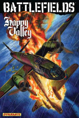 Battlefields, Volume 4: Happy Valley by P.J. Holden, Garth Ennis, Garry Leach