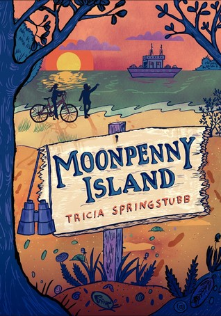 Moonpenny Island by Gilbert Ford, Tricia Springstubb