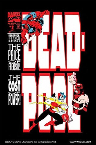 Deadpool: The Circle Chase #2 by Mark Farmer, Glynis Oliver, Joe Madureira, Fabian Nicieza