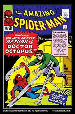 Amazing Spider-Man (1963-1998) #11 by Steve Ditko, Stan Lee