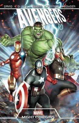 Avengers: Mighty Origins by Andrea Di Vito, Jon Buran, Peter David