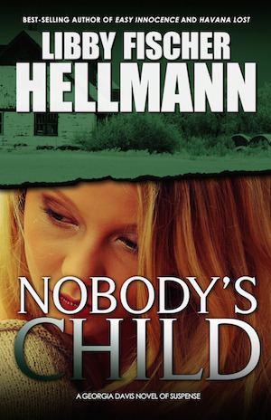 Nobody's Child by Libby Fischer Hellmann
