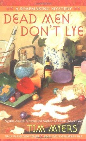 Dead Men Don't Lye by Tim Myers