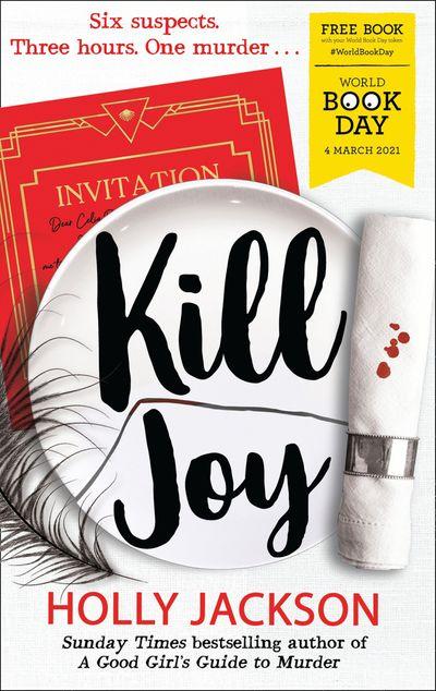 Kill Joy by Holly Jackson