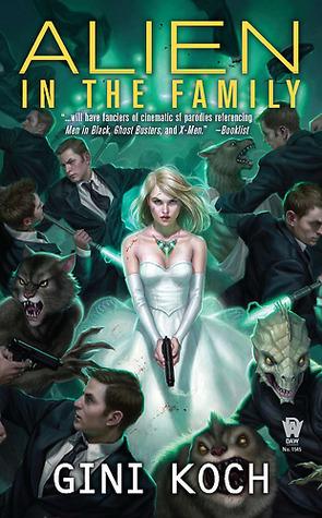 Alien in the Family by Gini Koch, Daniel Dos Santos