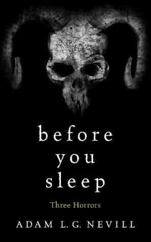 Before You Sleep by Adam Nevill