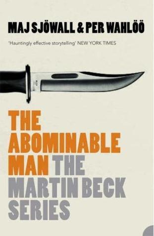 The Abominable Man by Maj Sjöwall, Per Wahlöö
