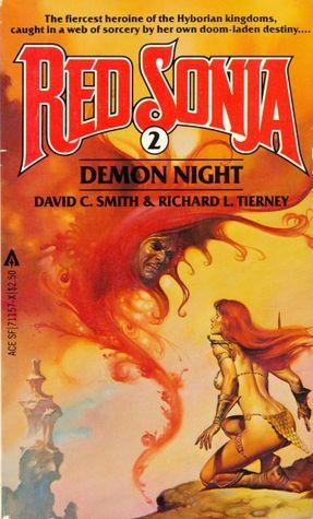 Demon Night by David C. Smith, Richard L. Tierney