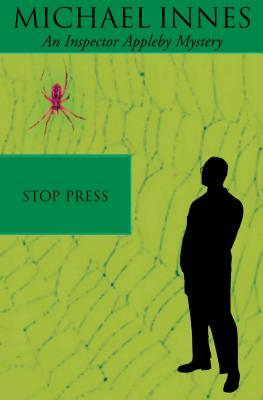 Stop Press by Michael Innes