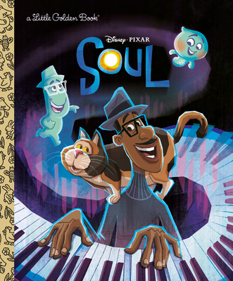 Soul Little Golden Book (Disney/Pixar Soul) by Golden Books