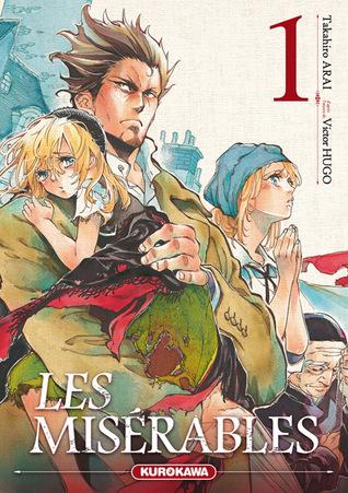 Les Misérables, tome 1 by Nesrine Mezouane, Victor Hugo, Takahiro Arai