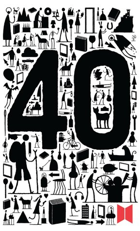 40 by Tom Gauld, Canongate Books