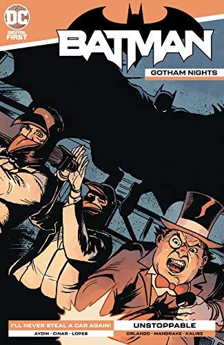 Batman: Gotham Nights #16 by Steve Orlando, Tom Mandrake, Yildiray Cinar, Andrew Aydin