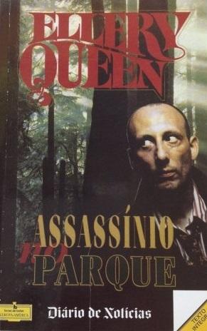Assassínio no Parque by Jack Vance, Maria Teresa P. Pereira, Ellery Queen