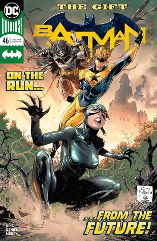 Batman #46 by Sandu Florea, Tomeu Morey, Tom King, Tony S. Daniel, Livesay, Danny Miki