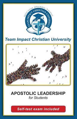 Apostolic Leadership for students by Jeff Van Wyk Ph. D.
