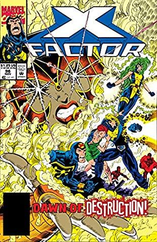 X-Factor (1986-1998) #96 by Greg Luzniak, J.M. DeMatteis, Al Milgrom