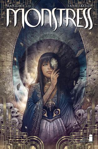 Monstress #12 by Sana Takeda, Marjorie M. Liu