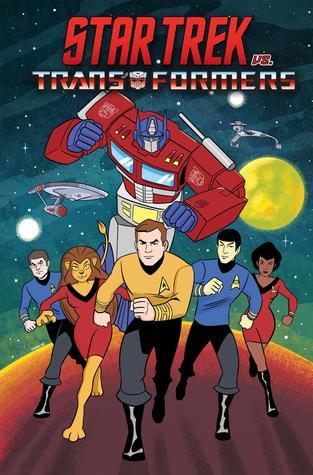 Star Trek vs. Transformers by John Barber, Philip Murphy, Mike Johnson