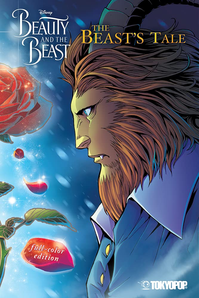 Disney Manga: Beauty and the Beast — The Beast's Tale by Gianluca Papi, Mallory Reaves, Studio Dice