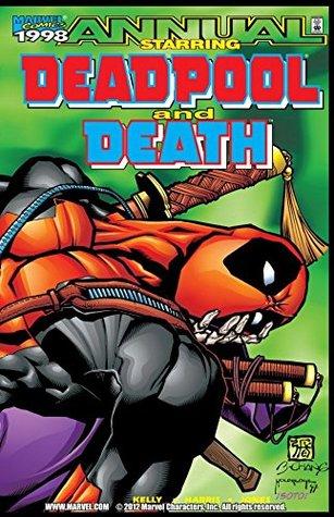 Deadpool & Death Annual by Joe Kelly, Steve Harris, Reggie Jones