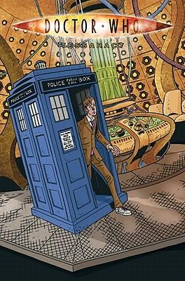 Doctor Who Volume 2: Tesseract by Blair Shedd, Tony Lee, Al Davison
