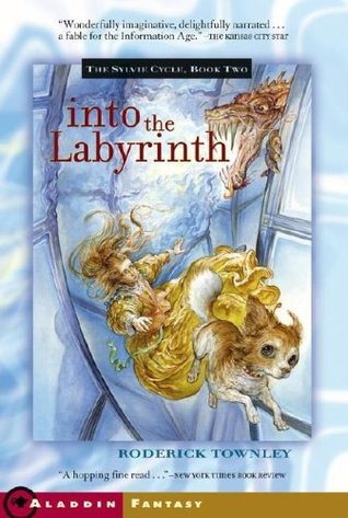 Into the Labyrinth by Omar Rayyan, Roderick Townley