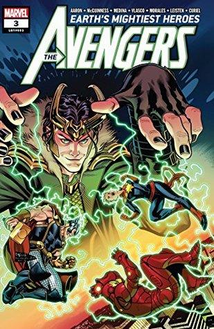 Avengers (2018-) #3 by Jason Aaron, Ed McGuinness