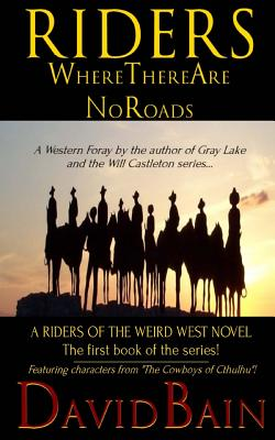 Riders Where There Are No Roads by David Bain