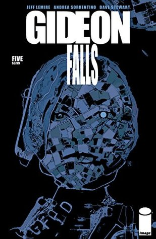 Gideon Falls #5 by Skottie Young, Jeff Lemire, Andrea Sorrentino