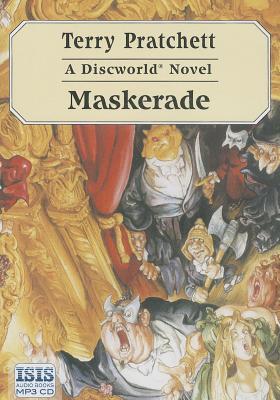 Maskerade by Terry Pratchett