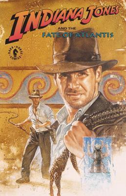 Indiana Jones and the Fate of Atlantis by William Messner-Loebs, Karl Kesel, Dan Barry