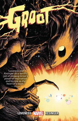 Groot by Brian Kesinger, Jeff Loveness, Declan Shalvey, Jordie Bellaire