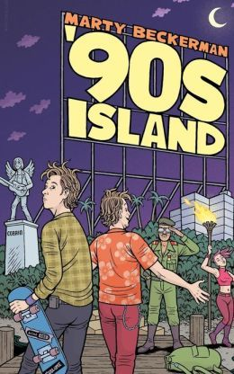 90s Island by Marty Beckerman