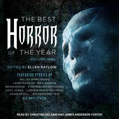 The Best Horror of the Year Volume Nine by