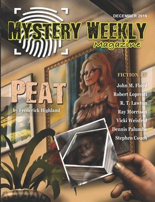 Mystery Weekly Magazine: December 2019 by Robert Lopresti, Vicki Weisfeld, Stephen Couch