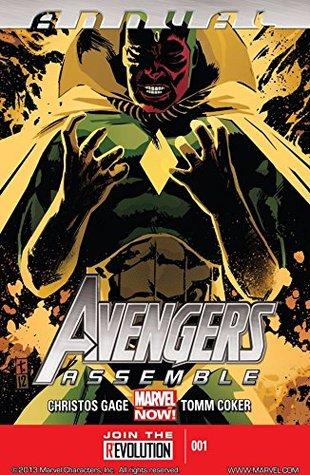 Avengers Assemble Annual #1 by Daniel Freedman, Mike Deodato, Valentine De Landro, Mike Mayhew, Christos Gage, Tomm Coker, Luke Ross, Clayton Cowles
