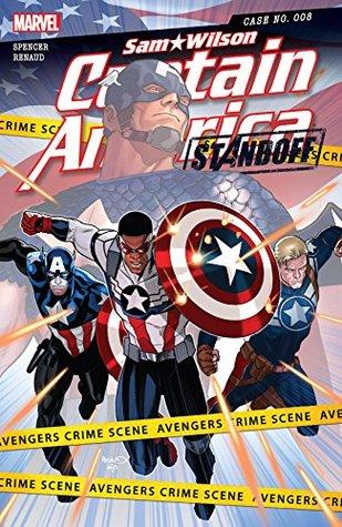 Captain America: Sam Wilson #8 by Nick Spencer, Paul Renaud