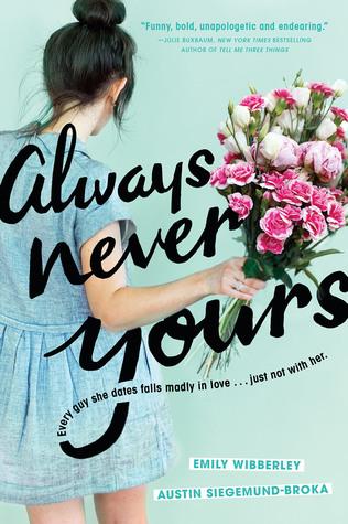 Always Never Yours by Emily Wibberley, Austin Siegemund-Broka