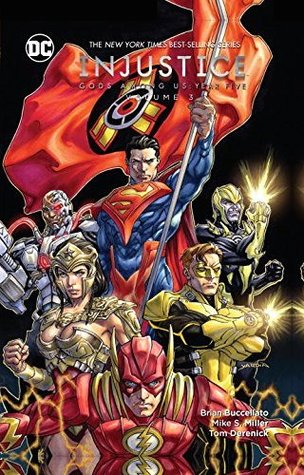 Injustice: Gods Among Us: Year Five, Vol. 3 by Brian Buccellato