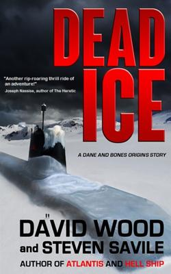 Dead Ice: A Dane and Bones Origins Story by David Wood, Steven Savile