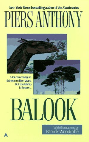 Balook by Piers Anthony, Patrick Woodroffe