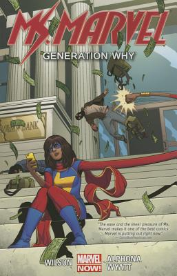 Ms. Marvel Volume 2: Generation Why by G. Willow Wilson