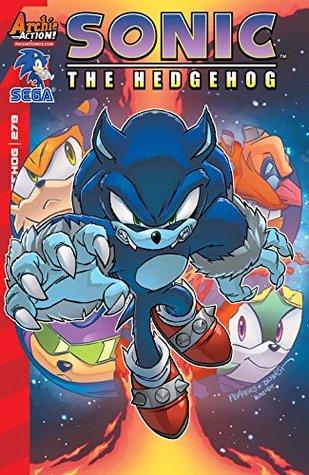 Sonic the Hedgehog #279 by Ian Flynn, Ben Hunzeker, Jamal Peppers, John Workman