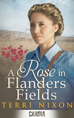 A Rose in Flanders Fields by Terri Nixon