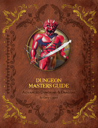 1st Edition Premium Dungeon Masters Guide by Gary Gygax