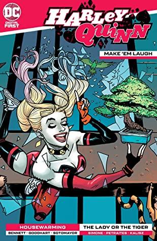 Harley Quinn: Make 'em Laugh #2 by Chris Sotomayor, Tom Taylor, Marguerite Bennett, Juan Albarran, Adriano Lucas, Daniel Sampere, Isaac Goodhart