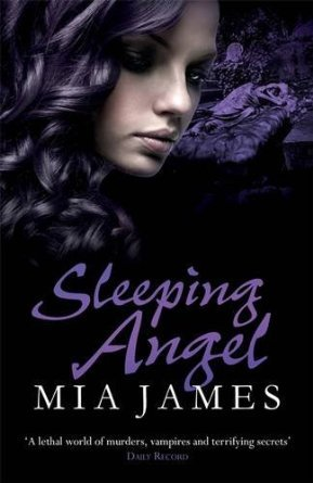 Sleeping Angel by Mia James